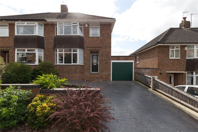 Thumbnail Semi-detached house for sale in Priory Court Road, Westbury-On-Trym, Bristol