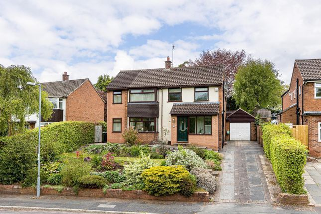 4 bed detached house for sale in Cartledge Close, Cuddington, Northwich CW8