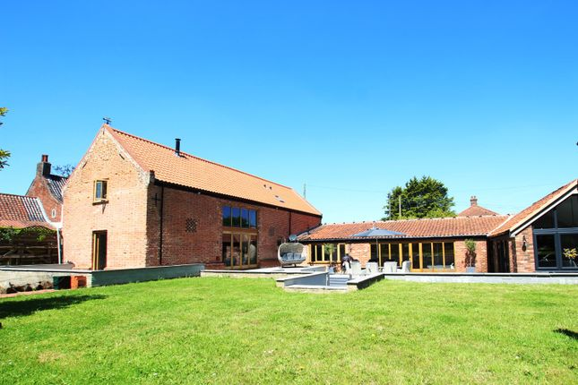 Thumbnail Barn conversion for sale in Great Plumstead, Norwich, Norfolk