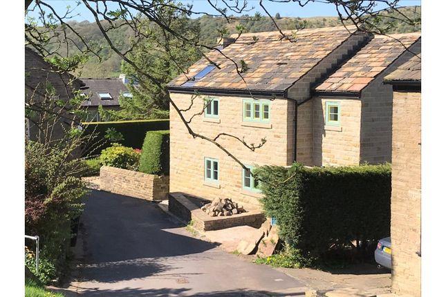 Thumbnail Detached house for sale in Stocks Lane, Rainow