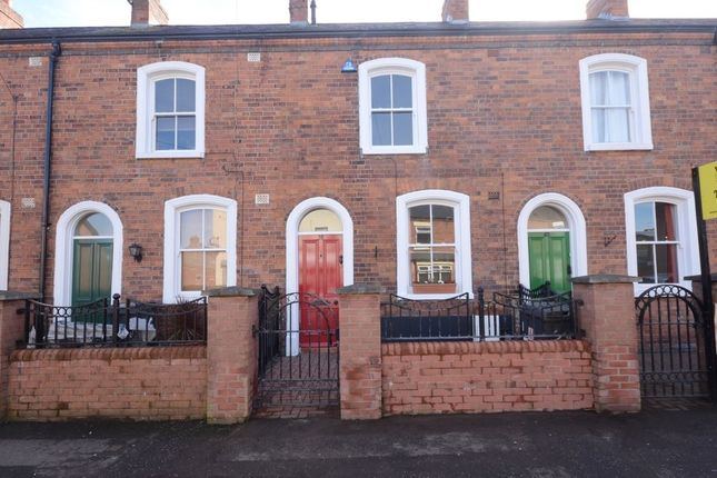 Thumbnail Terraced house to rent in Sunnyside Street, Belfast