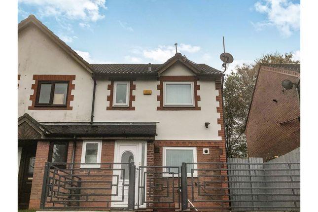 Thumbnail Semi-detached house for sale in Penyfan View, Merthyr Tydfil