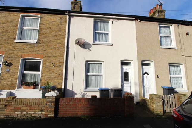 2 bed terraced house for sale in Afghan Road, Broadstairs CT10