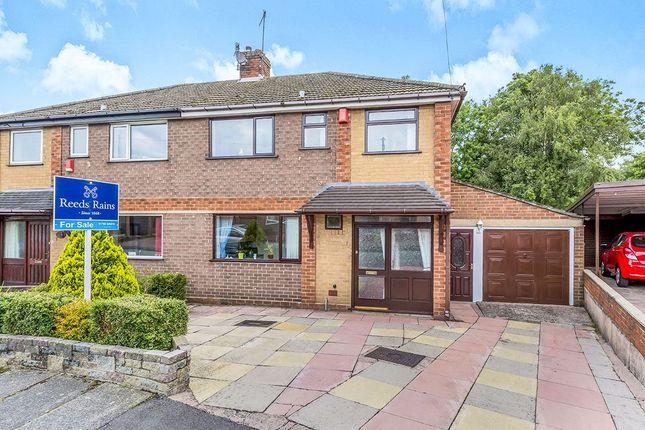 Thumbnail Semi-detached house for sale in Longbrook Avenue, Longton, Stoke-On-Trent