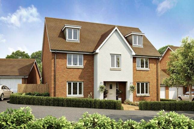 "Thumbnail Detached house for sale in ""Lichfield"" at Langmore Lane, Lindfield, Haywards Heath"