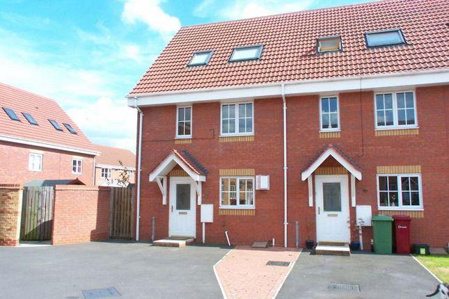 Thumbnail Property to rent in Mallard Way, Scawby Brook, Brigg