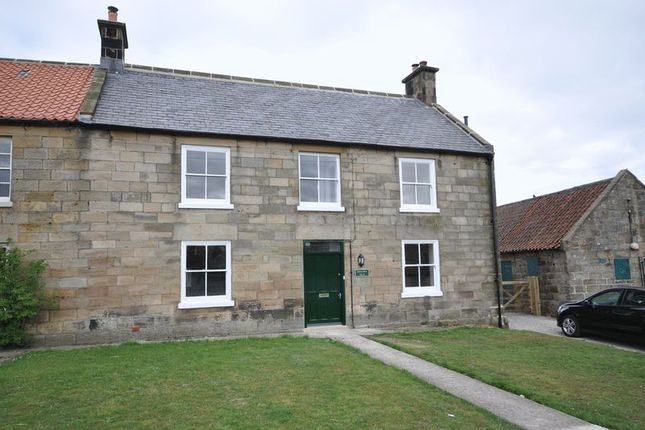 Thumbnail Terraced house to rent in Arncliffe View, Egton, Whitby
