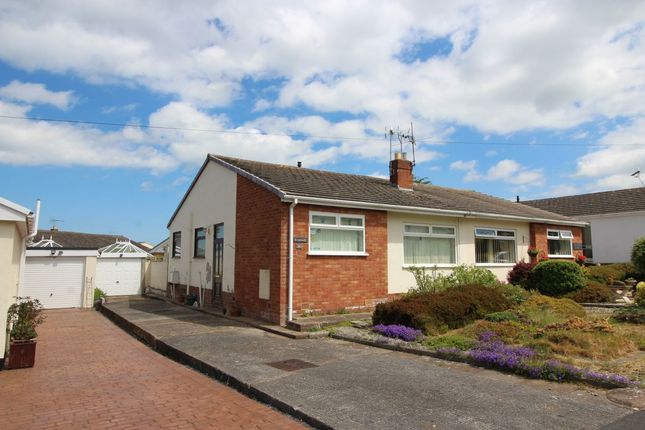 Thumbnail Bungalow for sale in Lon Derw, Abergele