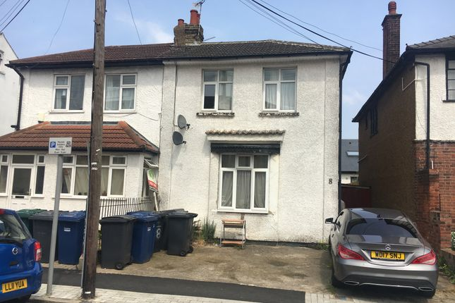 Thumbnail Maisonette to rent in Hutton Grove, North Finchley