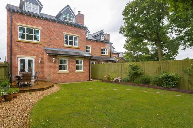 Thumbnail Detached house for sale in Anchor Fields, Eccleston, Chorley