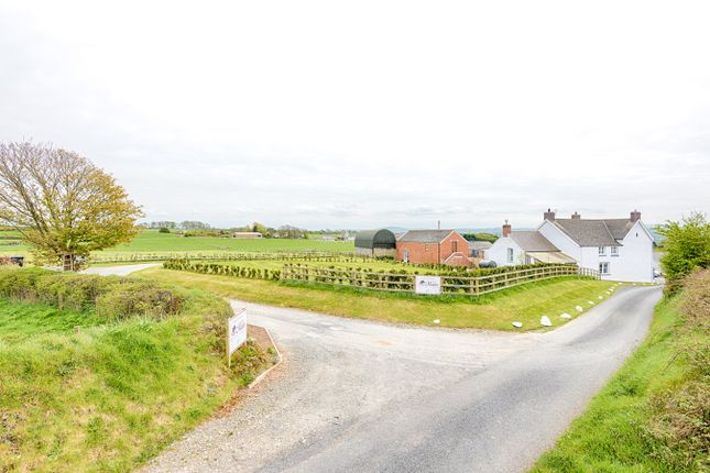 Thumbnail Land for sale in Ferwig, Cardigan, Ceredigion