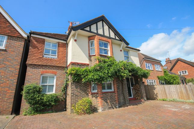 Thumbnail Detached house for sale in Moat Road, East Grinstead