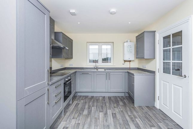 Thumbnail Semi-detached house for sale in Treskerby Woods, Redruth, Cornwall