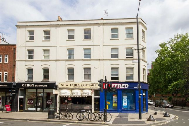 Thumbnail Flat to rent in Fulham High Street, London