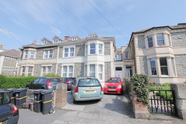 Thumbnail Flat to rent in Belvoir Road, Bristol