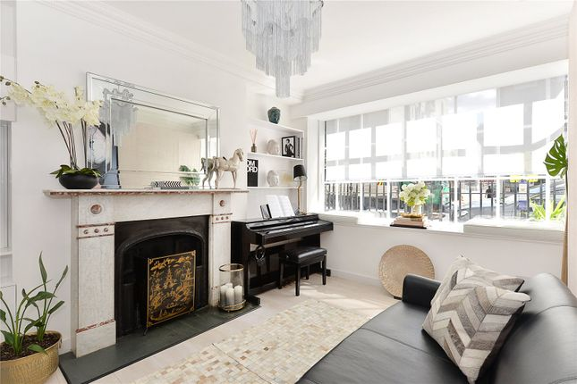 Thumbnail Terraced house for sale in Upper Montagu Street, Marylebone, London