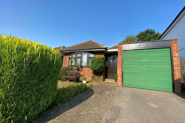 Thumbnail Detached bungalow for sale in Rushdene Road, Brentwood