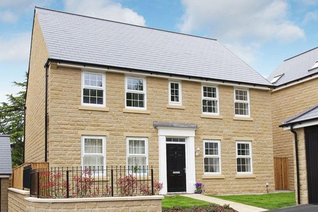 """Thumbnail Detached house for sale in """"Chelworth"""" at Church Lane, Hoylandswaine, Sheffield"""