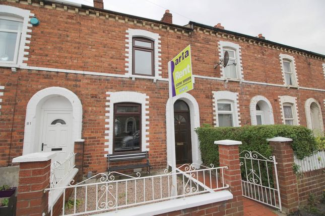 Thumbnail Detached house to rent in Donnybrook Street, Belfast