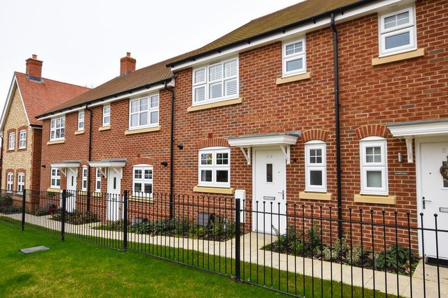 Thumbnail Terraced house to rent in Plough Lane, Petersfield