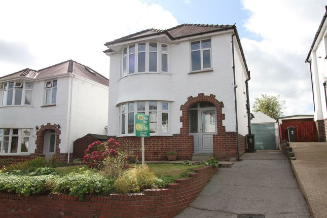 Thumbnail Detached house for sale in Blaen Y Pant Place, Newport
