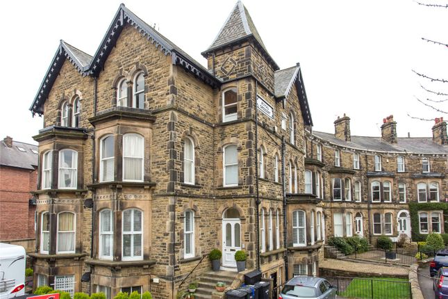 Thumbnail Flat for sale in Leeds Road, Harrogate, North Yorkshire