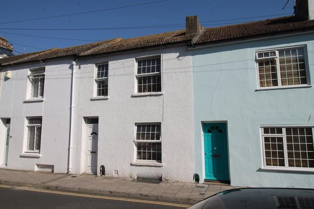 Thumbnail Terraced house to rent in Kemp Street, Brighton, East Sussex