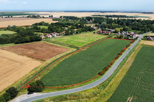 Land for sale in Thoresby Road, North Cotes, Grimsby