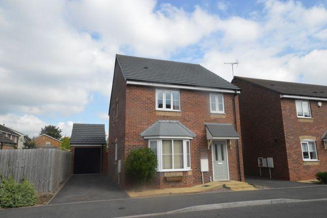 Thumbnail Detached house to rent in Sargasso Lane, Nuneaton