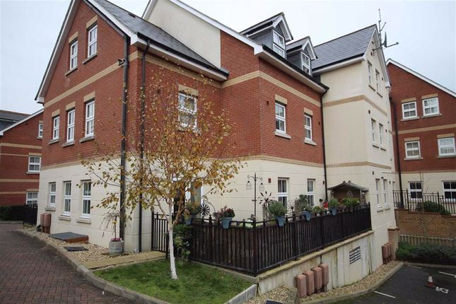 Thumbnail Flat for sale in Corallian Court, Weymouth, Dorset