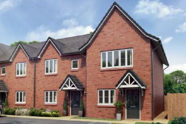 Thumbnail End terrace house for sale in Dark Lane, Morpeth, Northumberland