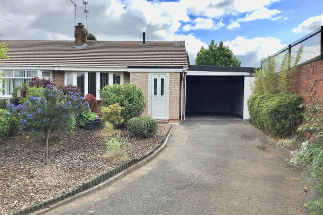 Thumbnail Bungalow for sale in Oldcroft, Oakengates, Telford
