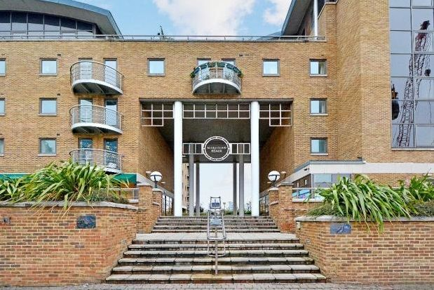 Property to rent in Meridian Place, London