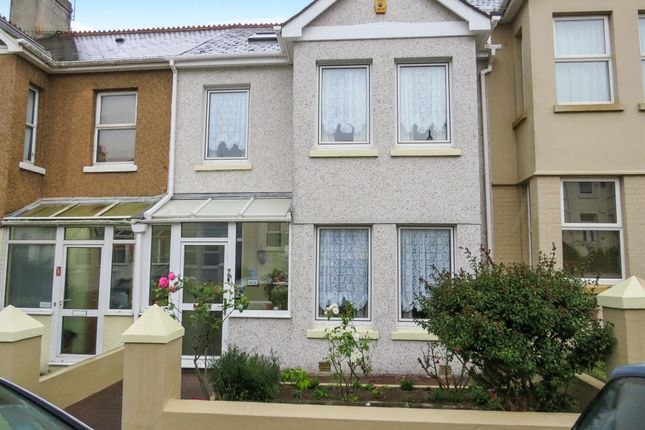 Thumbnail Terraced house for sale in Stangray Avenue, Mutley, Plymouth