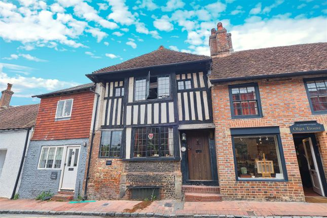 Thumbnail Terraced house for sale in High Street, Alfriston, Polegate