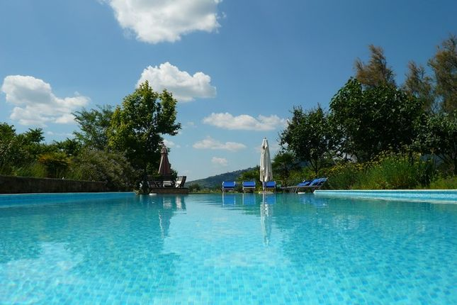 Pool 2 of Villa Cipressi, Cortona, Tuscany