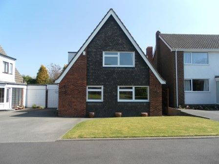 Thumbnail Detached house for sale in Alcester Drive, Sutton Coldfield, West Midlands