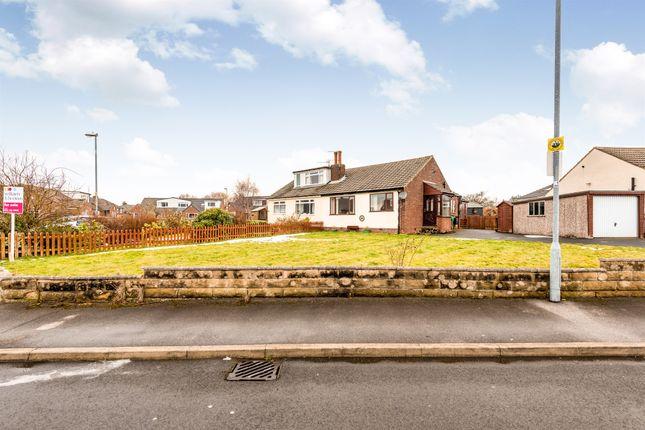 Thumbnail Semi-detached bungalow for sale in Westfield Close, Yeadon, Leeds
