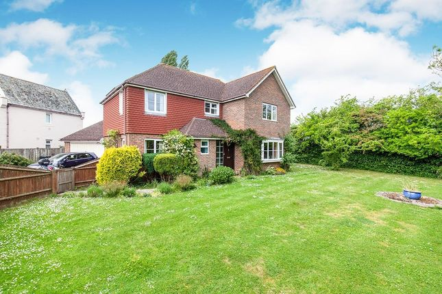 Thumbnail Detached house for sale in Hilltop Drive, Rye