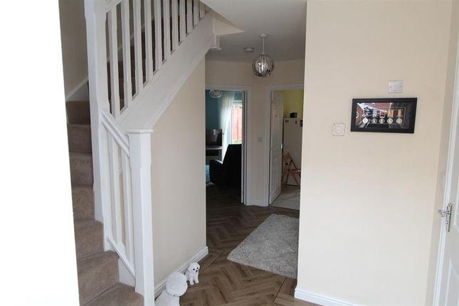 Entrance Hallway of John Hall Close, Hengrove, Bristol BS14