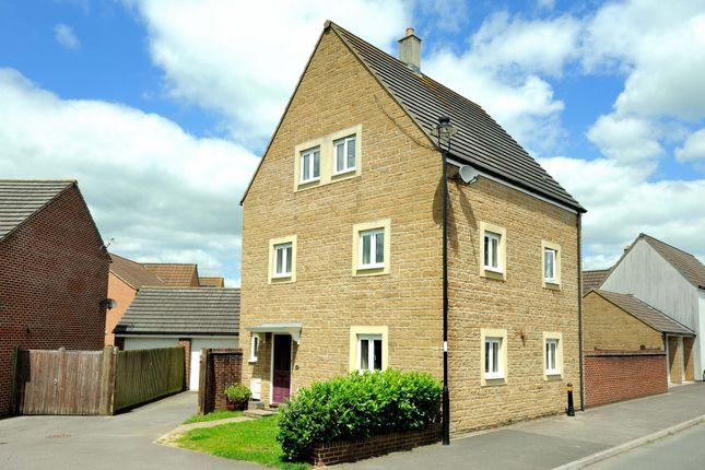 Thumbnail Detached house for sale in 33 Wren Place, Gillingham, Dorset, 4We