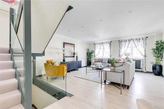 Thumbnail Terraced house for sale in Lanfrey Place, London