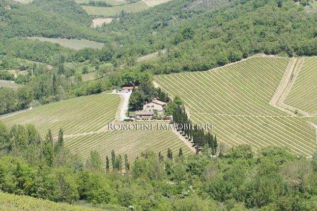 Farm for sale in Gaiole In Chianti, Tuscany, Italy