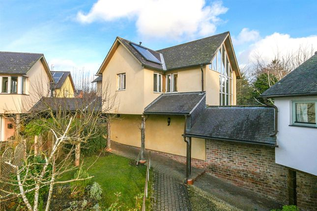 Thumbnail Detached house for sale in Bells Court, Kerry Lane, Bishops Castle