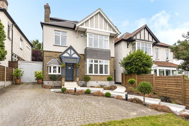 Thumbnail Detached house for sale in Bromley Road, Beckenham
