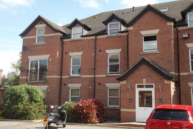 Thumbnail Flat for sale in Weaver Grove, Winsford