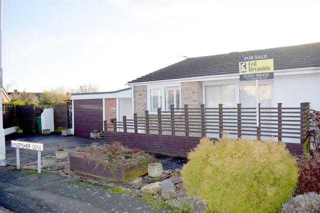 Thumbnail Bungalow for sale in Kingfisher Gardens, Hythe