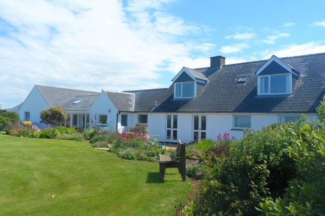 Thumbnail Detached house for sale in Abercastle Road, Trefin, Haverfordwest