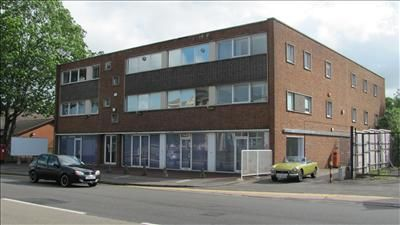 Thumbnail Commercial property for sale in Image House, 69-70 Foregate Street, Stafford