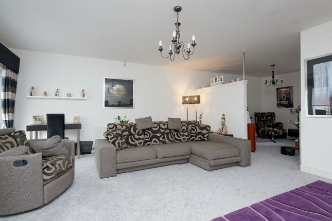 Thumbnail Detached house for sale in Clement Drive, Airdrie, North Lanarkshire